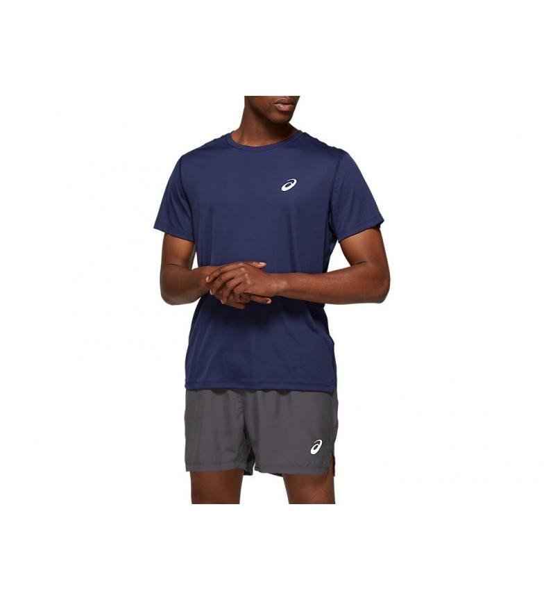 Comprar Asics T-shirt Silver SS Top blue