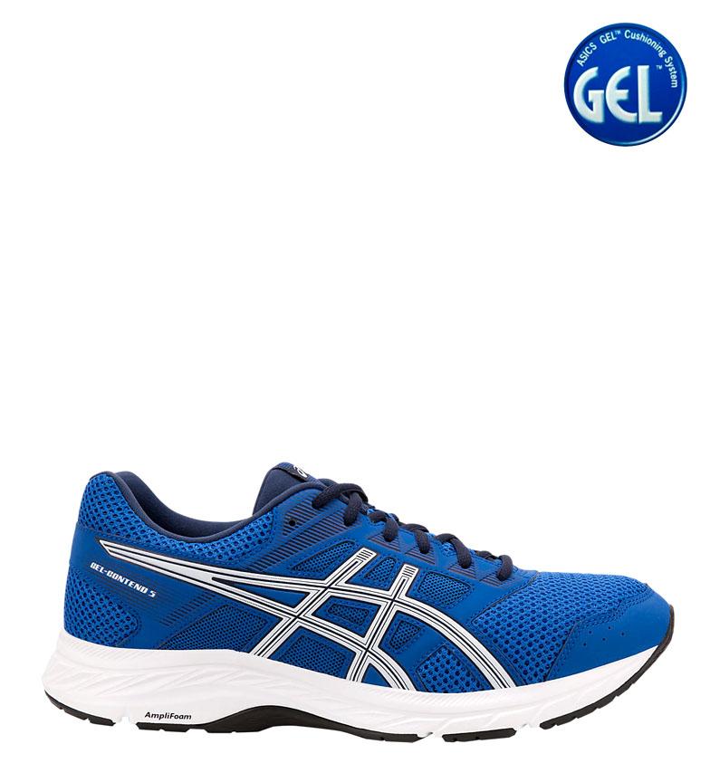 Comprar Asics Sapatos de corrida Gel Contend 5 azul / 300g