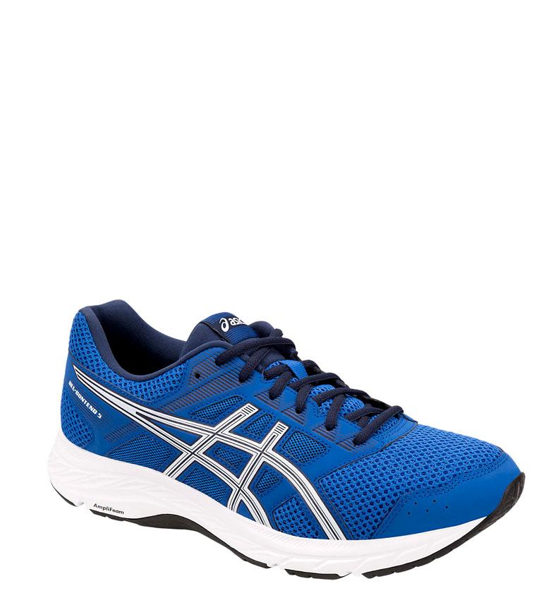 11aa28469 Comprar Asics Zapatillas de running Gel Contend 5 azul   300g - tu ...