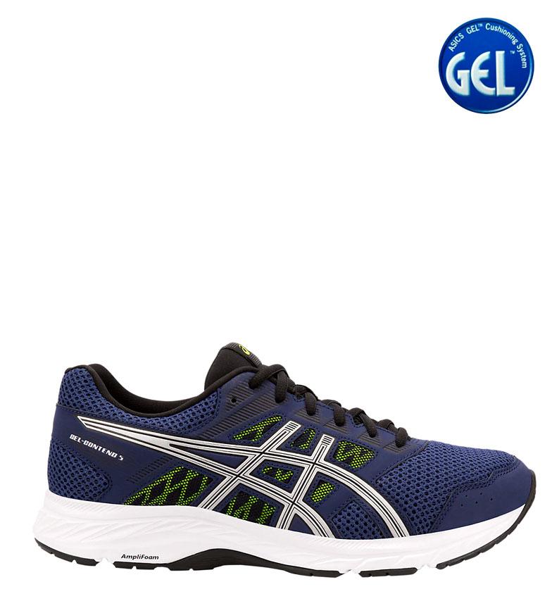 Comprar Asics Zapatillas de running Gel Contend 5 azul indigo / 300g