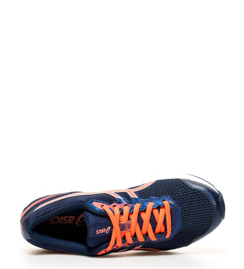 Asics 5 Zapatillas Gel de naranja Zaraca Asics marino running Zapatillas rRqwX0Er