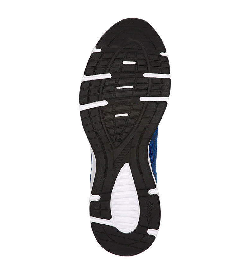 Asics-Zapatillas-de-running-Jolt-2-negro-gris-295g-Hombre-chico-Azul-Rojo miniatura 15