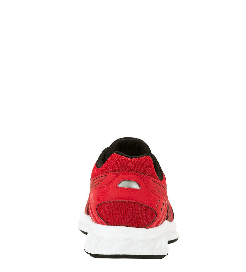 Asics-Zapatillas-de-running-Jolt-2-negro-gris-295g-Hombre-chico-Azul-Rojo miniatura 20