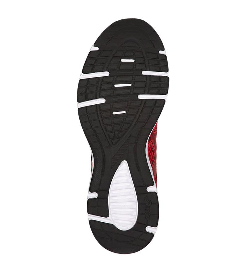 Asics-Zapatillas-de-running-Jolt-2-negro-gris-295g-Hombre-chico-Azul-Rojo miniatura 22