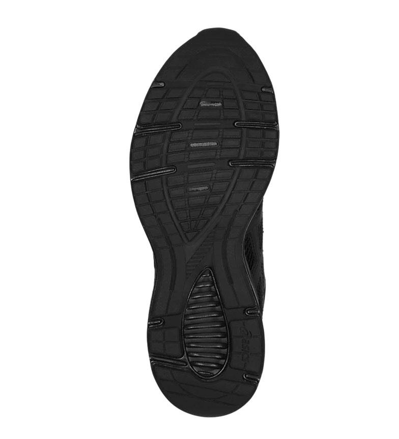 Asics-Zapatillas-de-running-Jolt-2-negro-gris-295g-Hombre-chico-Azul-Rojo miniatura 8