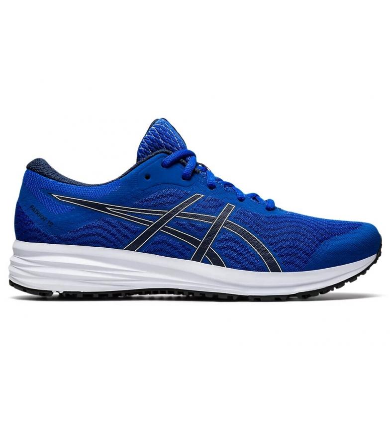 Comprar Asics Running Shoes Patriot 12 blue
