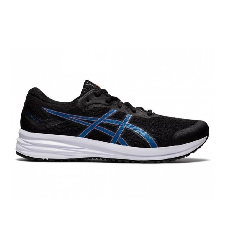 Asics Running Shoes Patriot 12 black, blue