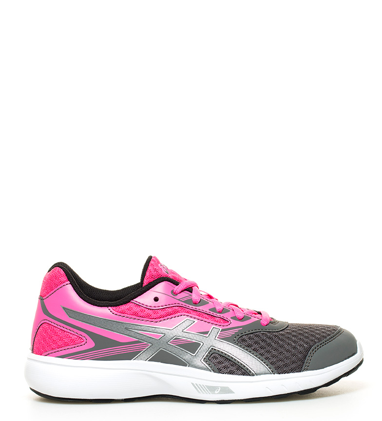 Comprar Asics Running shoes Stormer GS pink, gray
