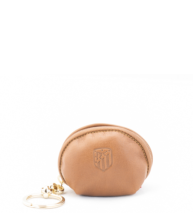 Comprar Atlético de Madrid Leather keychain ATM wallet -6x8 cm