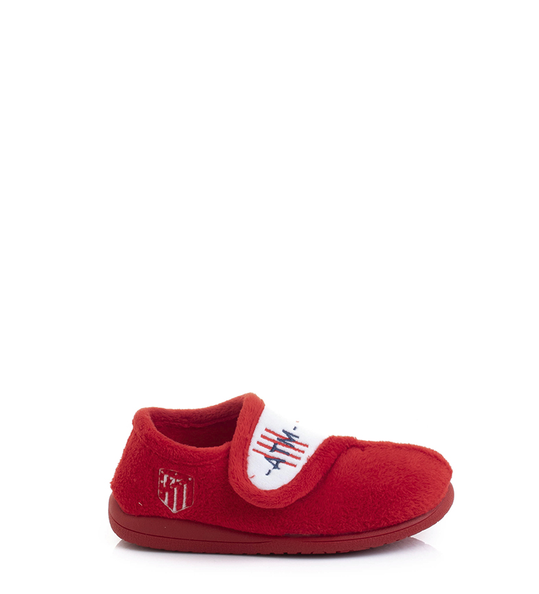 Comprar Atlético de Madrid Slippers CFA8AT white, red
