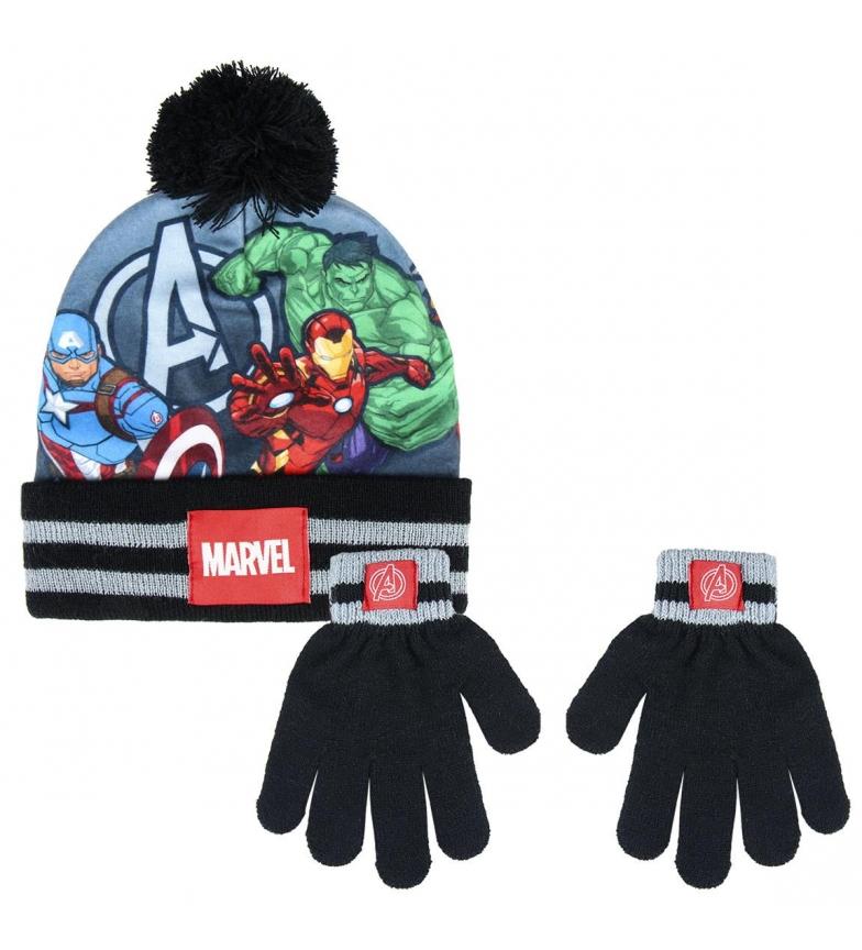 Comprar Marvel Conjunto de chapéu e luva multicolorida para vingadores