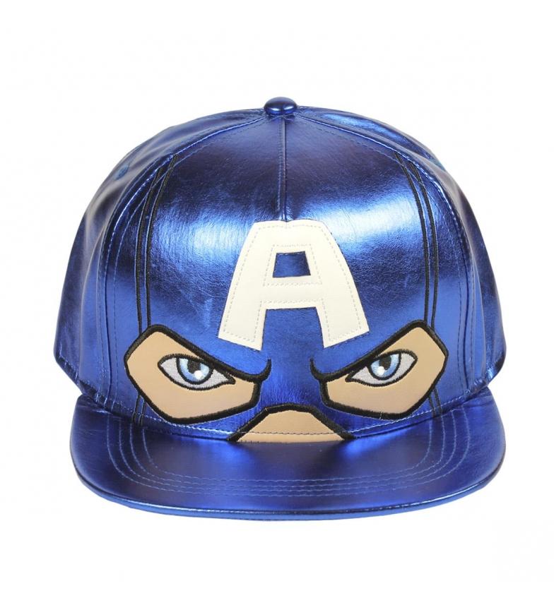 Comprar Marvel Vingadores Premium Cap azul