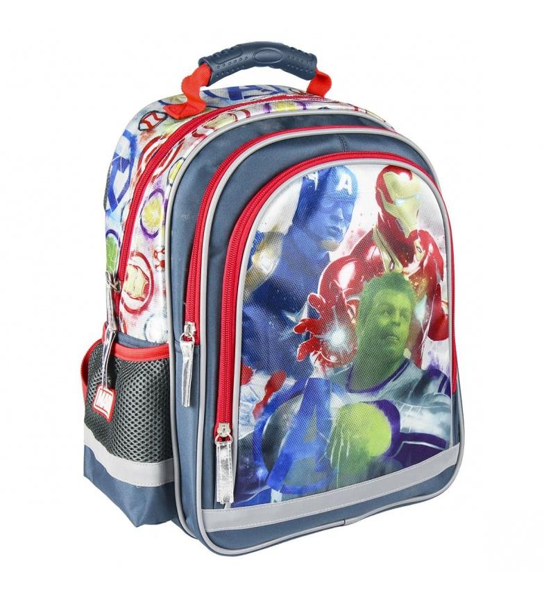Comprar Marvel Saco escolar Avengers Premium multicolor -29,5x39x13cm-