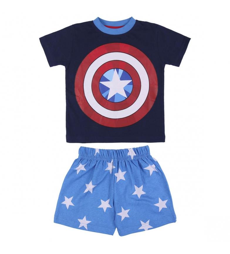 Comprar Cerdá Group Pyjama en jersey bleu Avengers