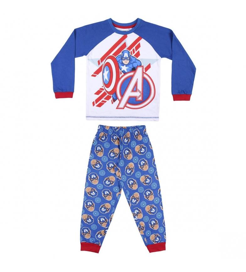 Cerdá Group Pyjama bleu Avengers