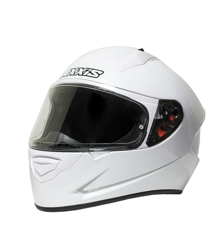 Comprar Axxis Full length helmet Stinger white