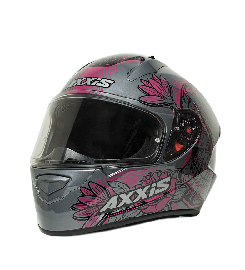 Comprar Axxis Casque intégral Stinger Daydead F7 rose