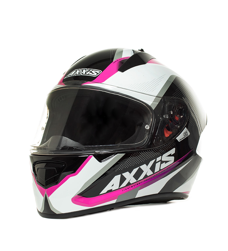 Comprar Axxis Casco integrale Stinger Spike rosa