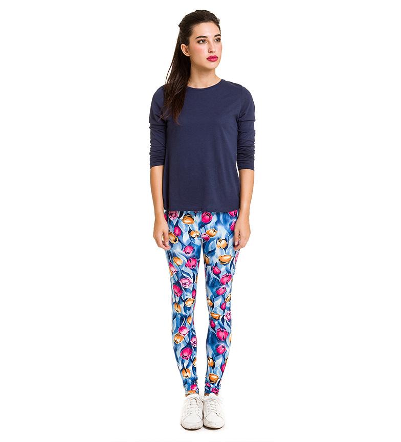 Azura Leggin Calope Rosa billig butikk nye stiler online h8YLd5j