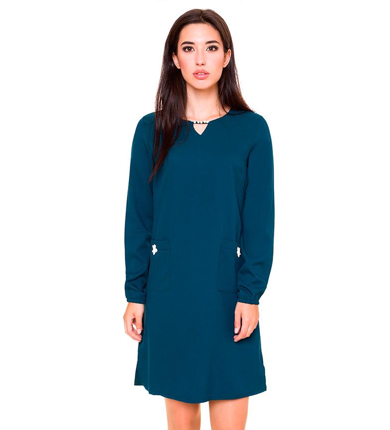 Comprar Azura Haley abito turchese verde