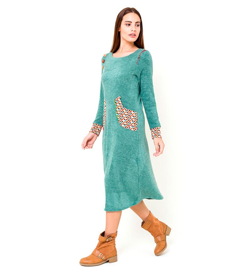 Comprar Azura Abito turchese Yaen
