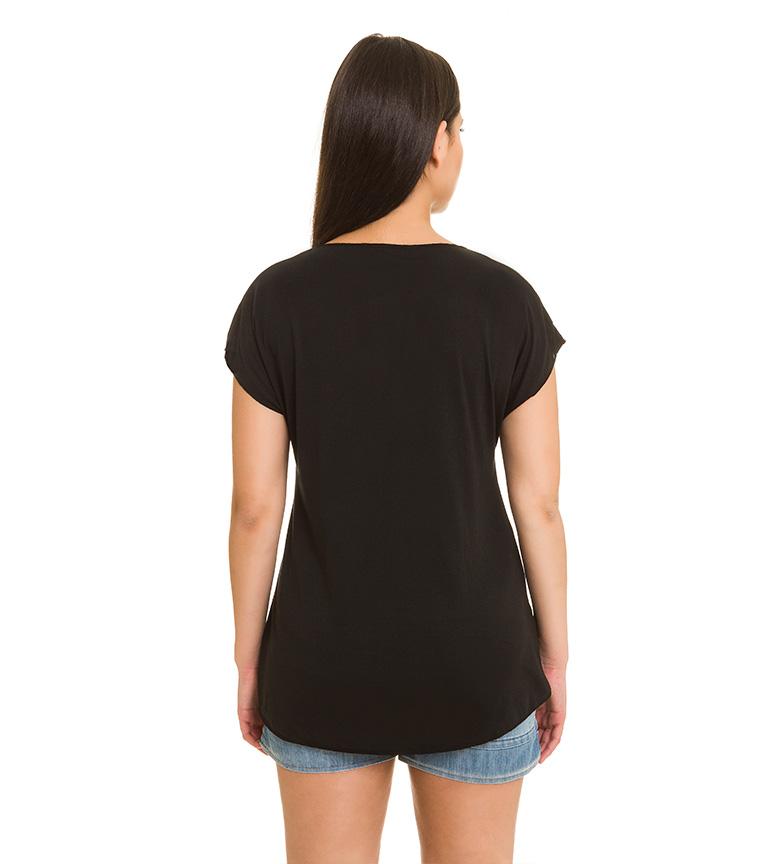Azura Camiseta Pirata negro