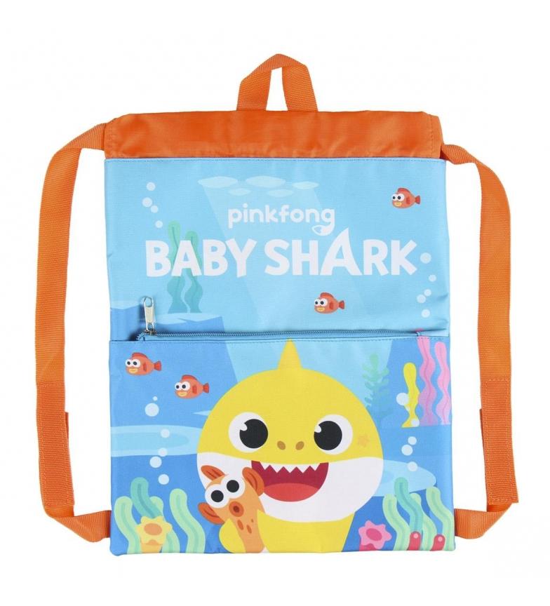 Comprar Cerdá Group Mochila de tubarão bebé mochila azul -27x33x1cm