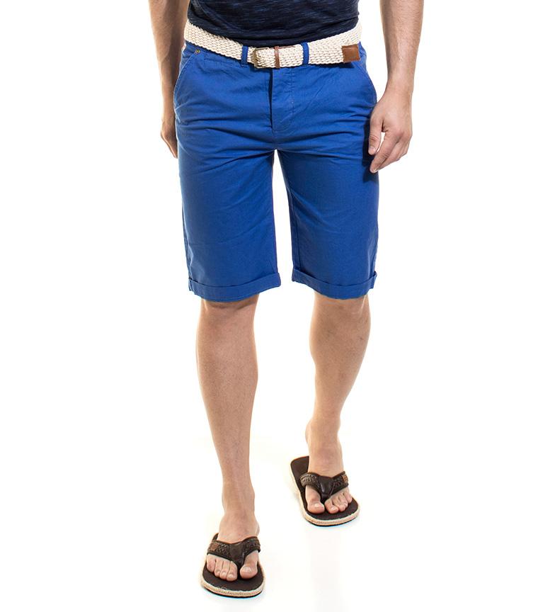 Comprar Backlight Bermudas Jorah azul royal