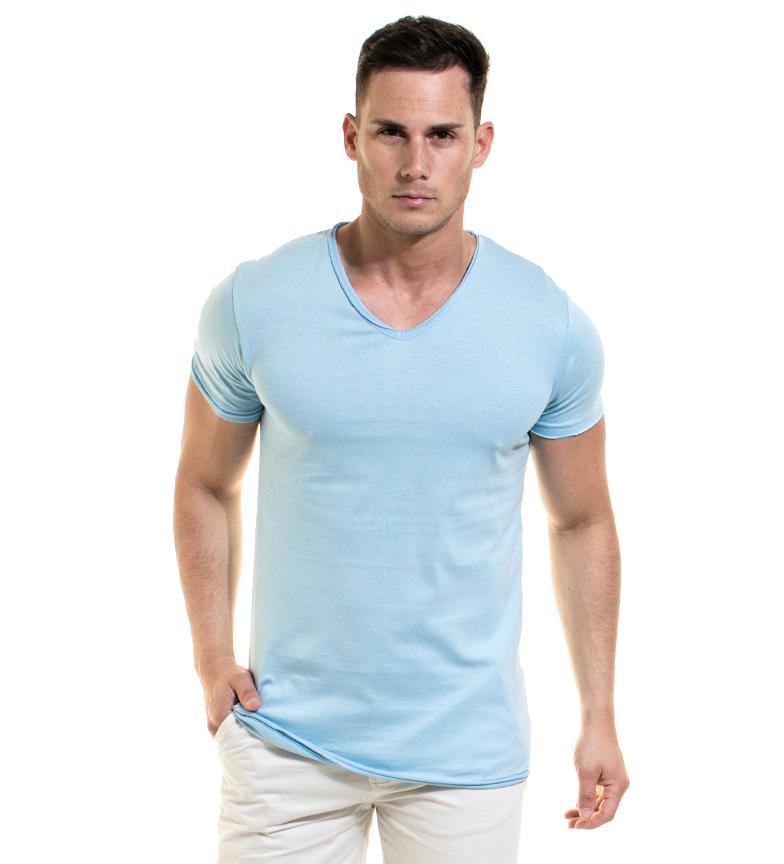 Backlight Camiseta Arthur blanco