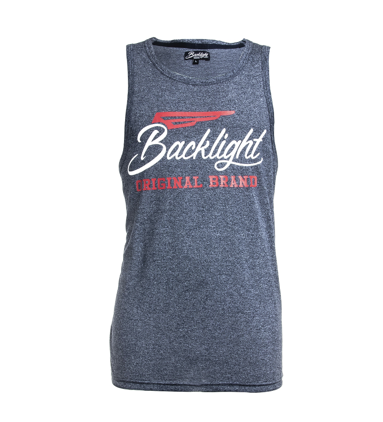 Comprar Backlight Camiseta Baron marino