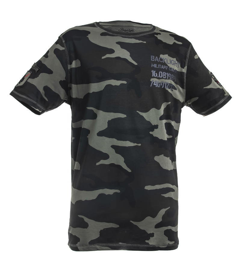 Comprar Backlight T-shirt Bence camo