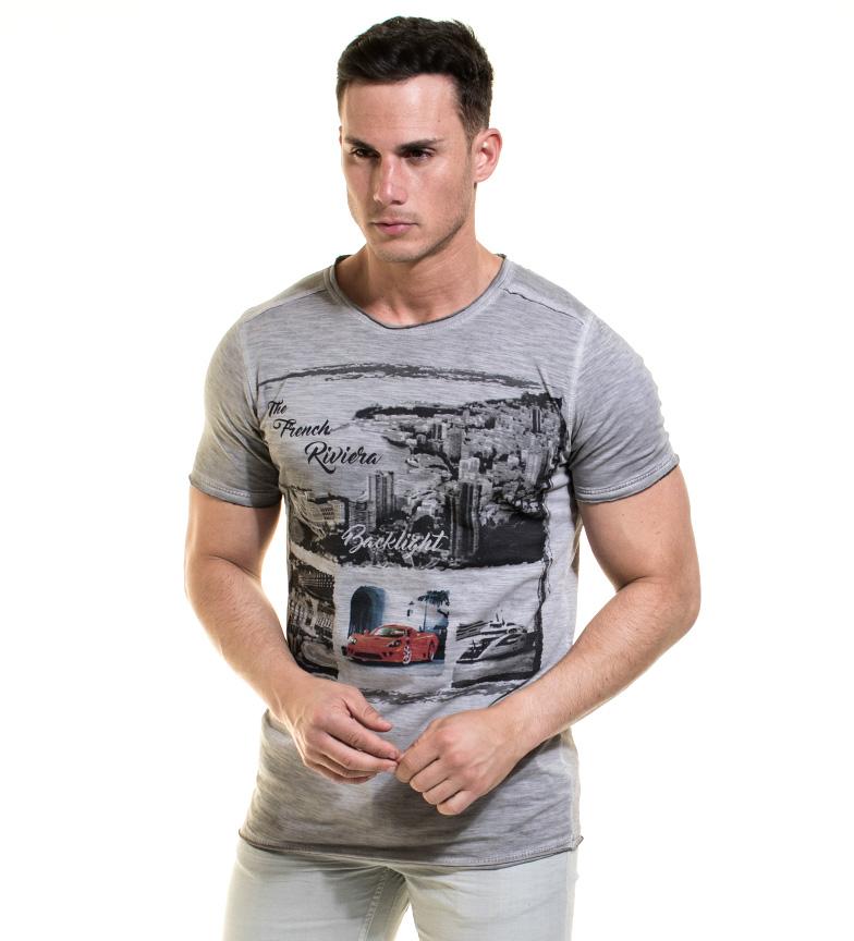 Comprar Backlight T-shirt gris Conrad