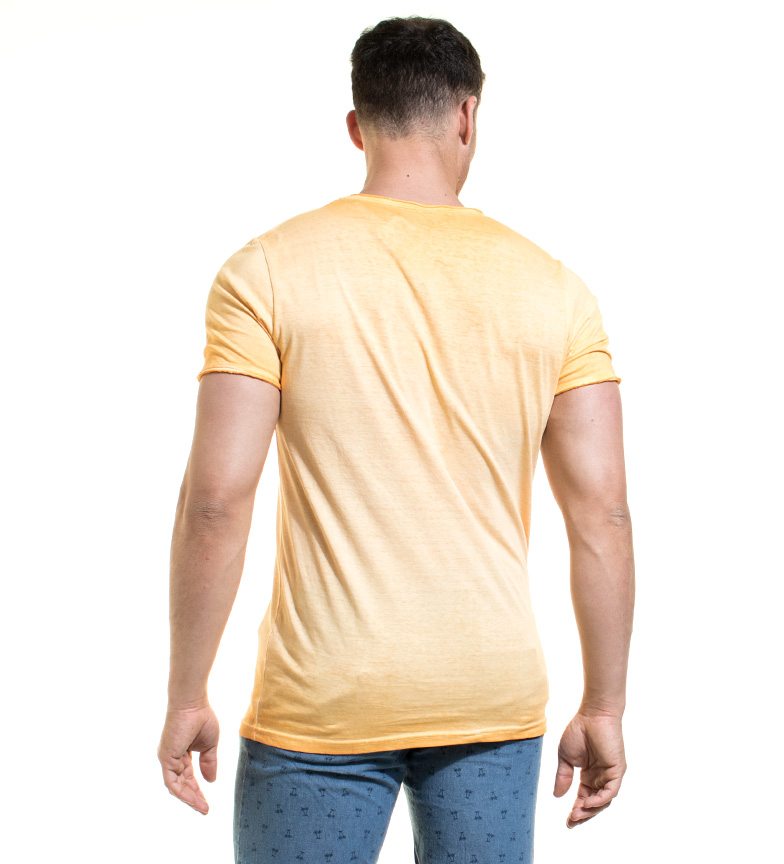 Camiseta Gauthier Camiseta Gauthier Backlight Gauthier Naranja Backlight Camiseta Camiseta Naranja Naranja Backlight Backlight yvNO0wm8n
