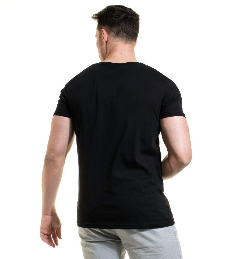 Backlight Camiseta Gideon negro