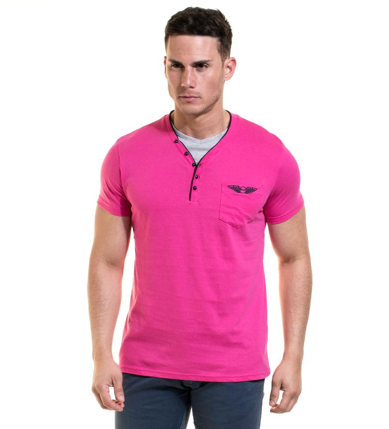 Comprar Backlight T-shirt do fúcsia de Jaap