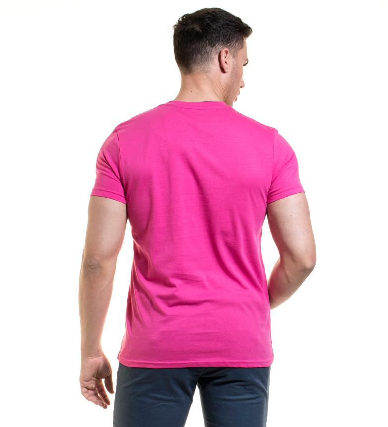 Camiseta Fucsia Fucsia Jaap Backlight Backlight Camiseta Backlight Jaap l1JKTcF