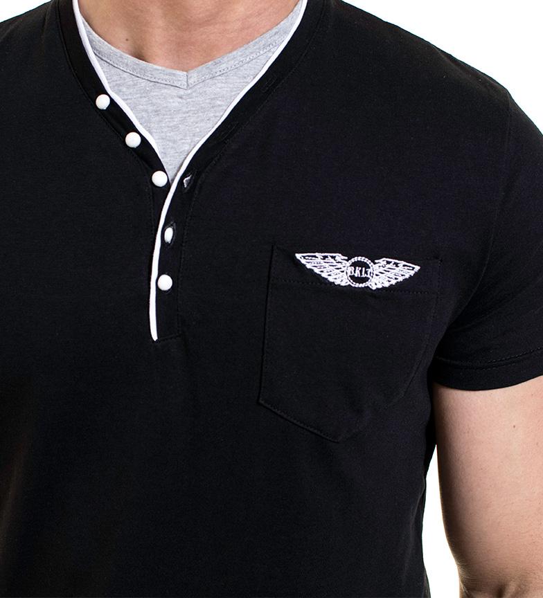Backlight Camiseta Jaap negro