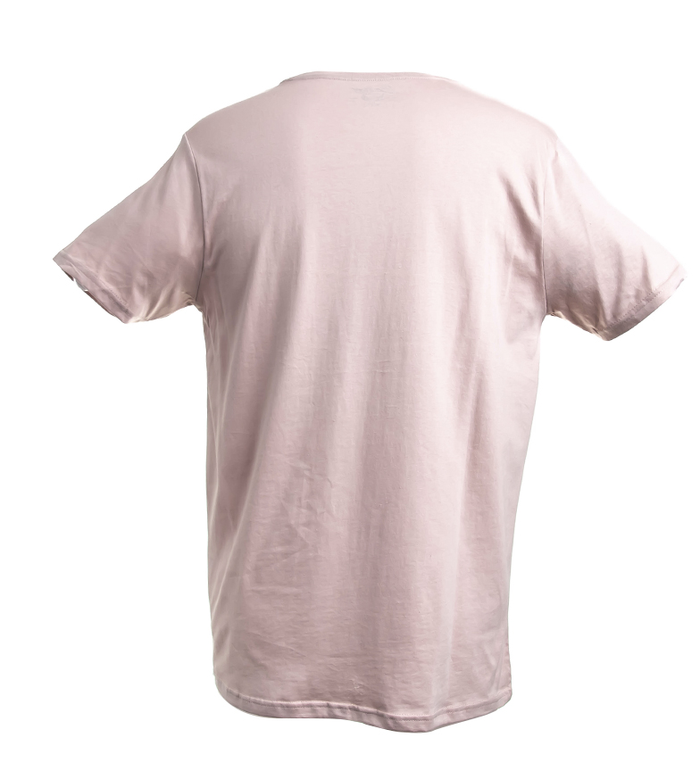 Backlight Johnson Camiseta Backlight Rosa Rosa Johnson Backlight Camiseta KculJ3TF1