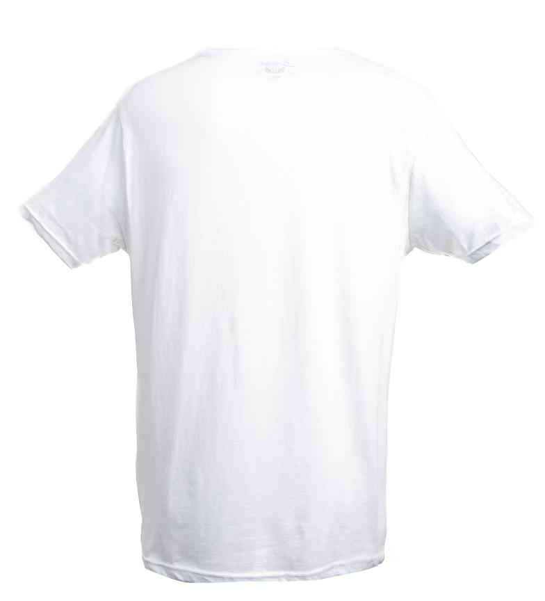 Backlight Leandre Camiseta Backlight Camiseta Blanco Camiseta Backlight Leandre Blanco bg67yvYf