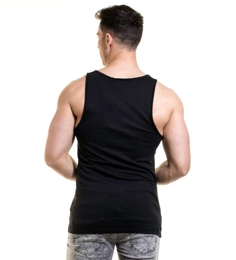 Night Backlight Backlight negro Night negro Camiseta Backlight negro Camiseta Backlight Camiseta Backlight Night Camiseta negro Night HUqwAa
