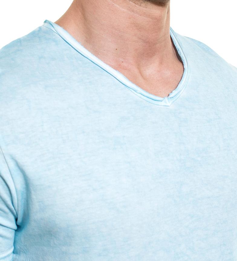 Backlight Camiseta Niko celeste