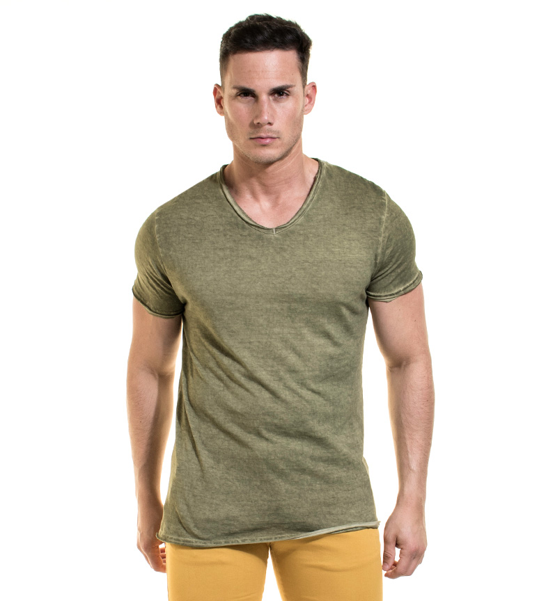 Backlight Niko Backlight Niko Verde Verde Camiseta Camiseta xtshBrdCQ
