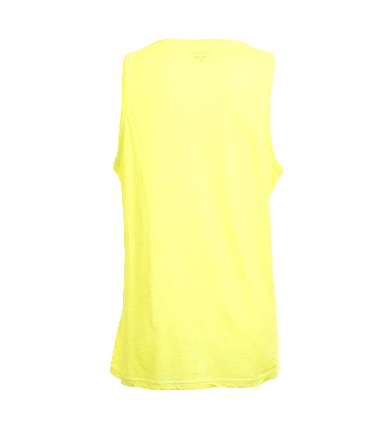 Backlight Amarillo Camiseta Fluor Backlight Paquito zqSpVUM