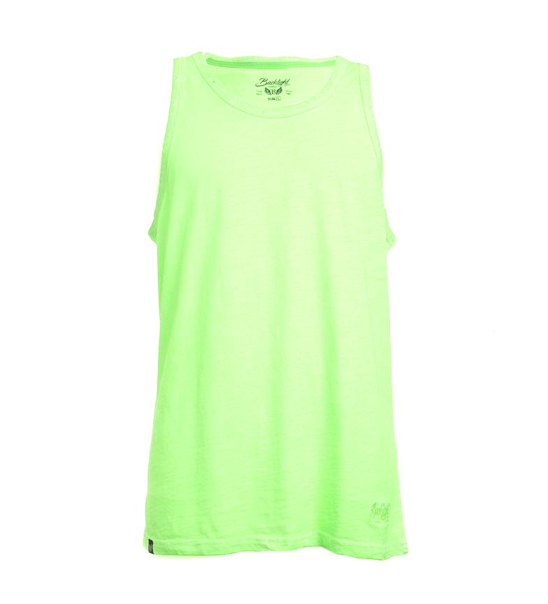 Comprar Backlight Camiseta Paquito verde fluor