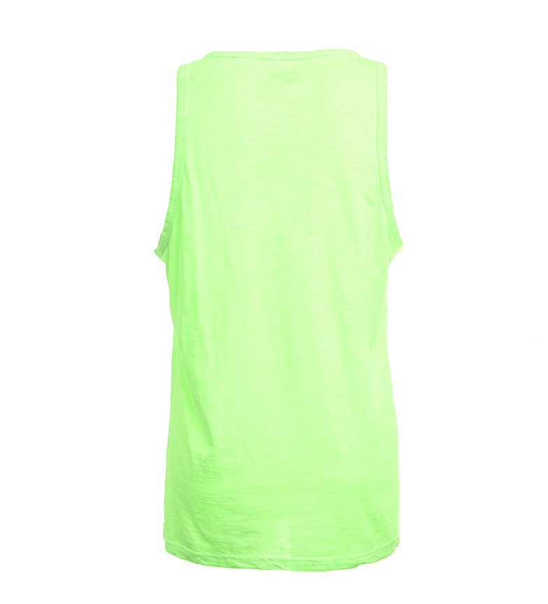 Paquito Verde Verde Backlight Fluor Paquito Fluor Backlight Backlight Camiseta Camiseta IWEHD92