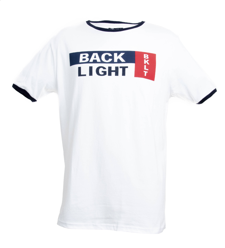Comprar Backlight T-shirt Santana blanc
