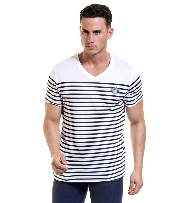 Comprar Backlight Camisa de Wayne Col branco, marinho