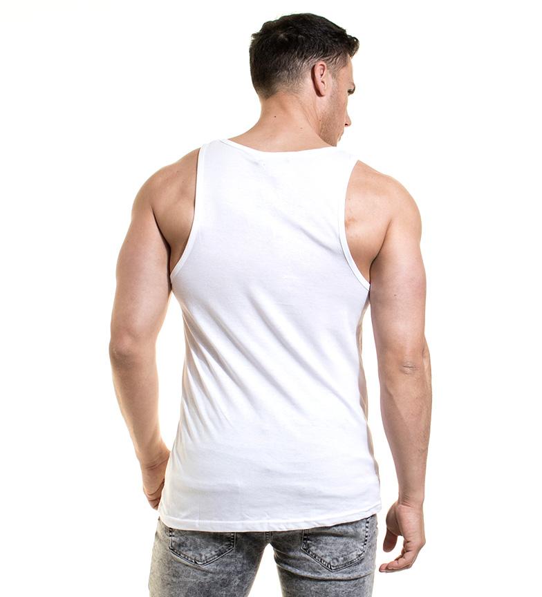 Backlight Camiseta Backlight Yann Blanco Blanco Camiseta Blanco Backlight Backlight Camiseta Yann Yann Camiseta 92DHIWE