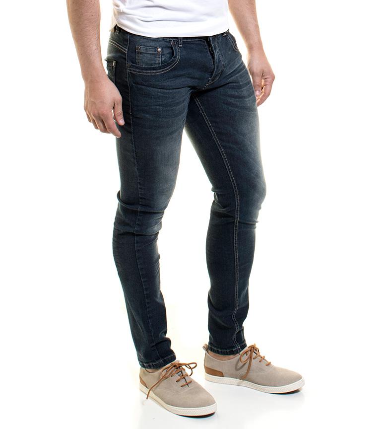 Baklyset Jeans Juan Azul kjøpe online billig salg CEST kjøpe billig salg stor rabatt TwHfhoqr0d