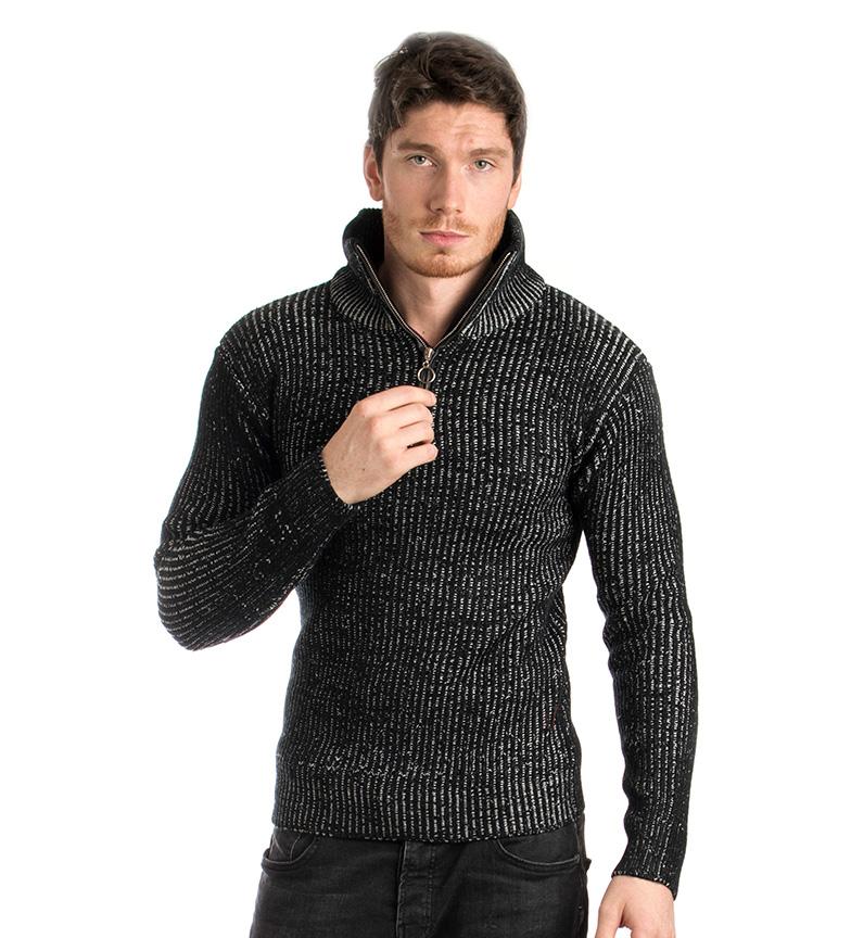 Comprar Backlight Roberto sweater black
